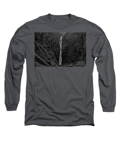 Long Sleeve T-Shirt featuring the photograph Niagara Falls, British Columbia by Cendrine Marrouat