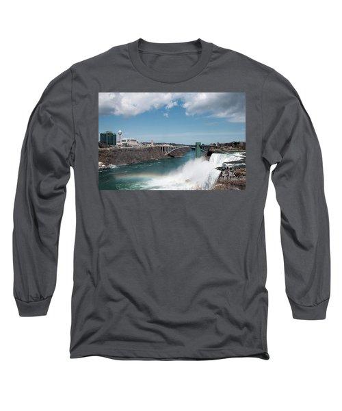 Niagara Falls New York Long Sleeve T-Shirt