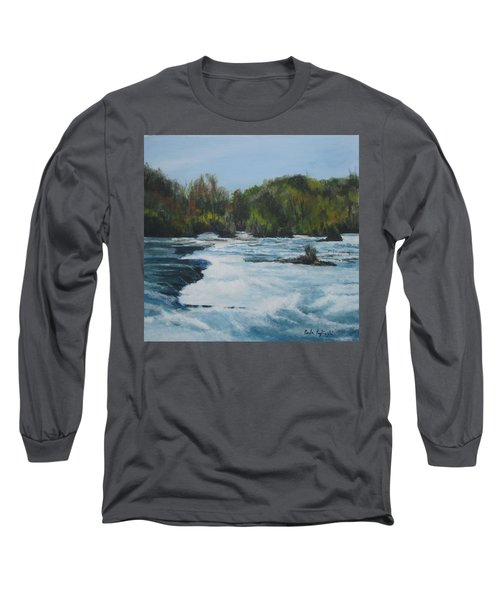 Niagra Rapids Long Sleeve T-Shirt