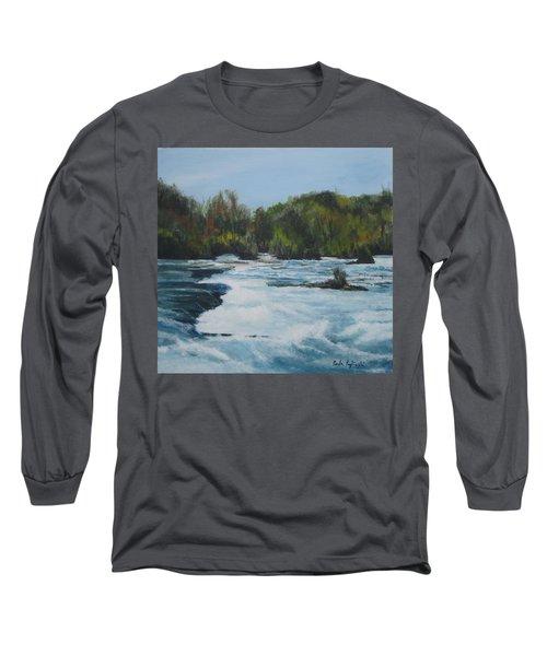 Niagra Rapids Long Sleeve T-Shirt