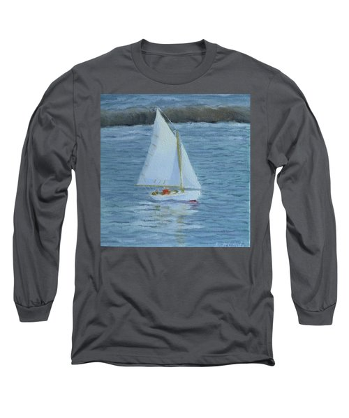 Nice Day For A Sail Long Sleeve T-Shirt