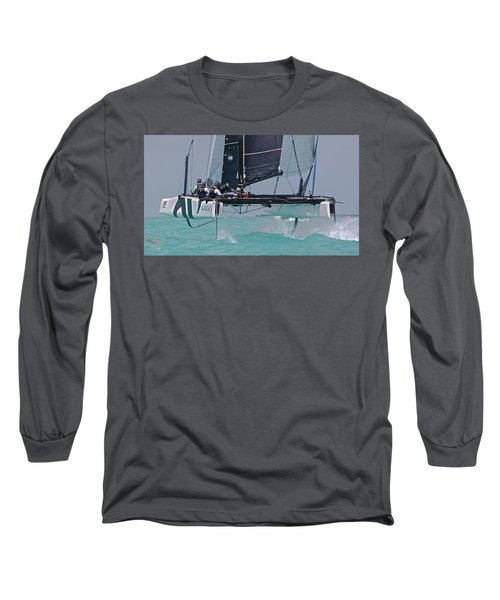 Nice Day Long Sleeve T-Shirt