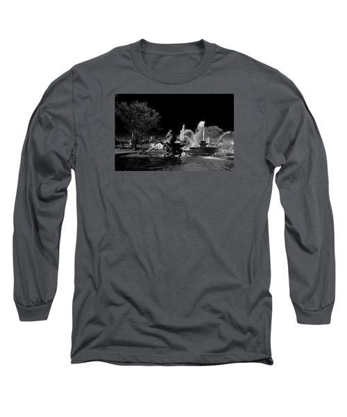 Nichols Fountain Long Sleeve T-Shirt