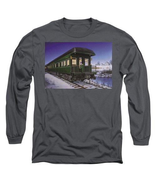 Nickel Plate 1 Long Sleeve T-Shirt