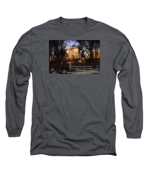 Long Sleeve T-Shirt featuring the digital art Nidera by David Blank