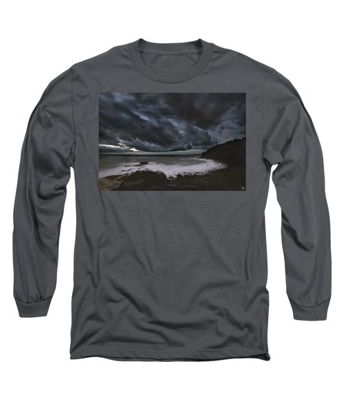 Night At Boulder Beach Long Sleeve T-Shirt
