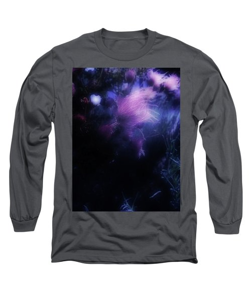 Night Bloom Long Sleeve T-Shirt