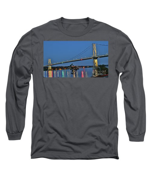 Night Flights Long Sleeve T-Shirt