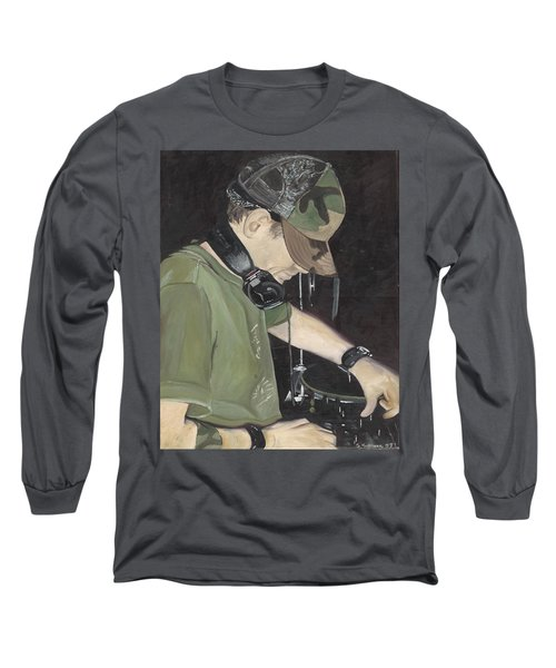 Night Job Long Sleeve T-Shirt