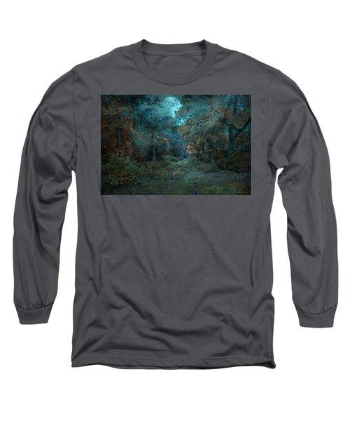 Night Long Sleeve T-Shirt