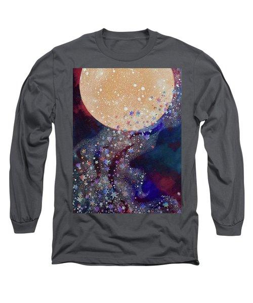 Night Magic Long Sleeve T-Shirt