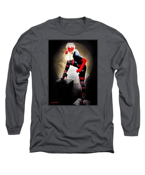Night Of The Avenger Long Sleeve T-Shirt