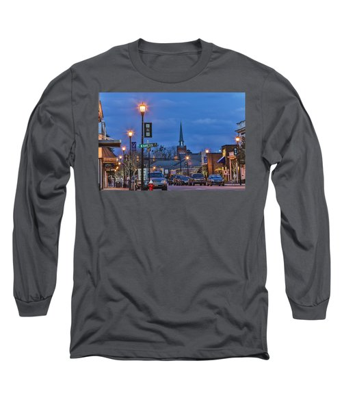 Night On The Town Long Sleeve T-Shirt