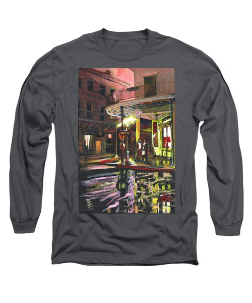 Night Shift Long Sleeve T-Shirt