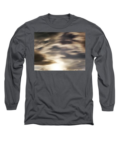 Long Sleeve T-Shirt featuring the photograph Night Sky 1 by Leland D Howard