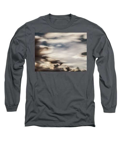 Long Sleeve T-Shirt featuring the photograph Night Sky 2 by Leland D Howard