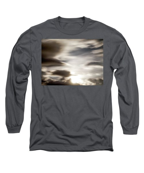 Long Sleeve T-Shirt featuring the photograph Night Sky 4 by Leland D Howard
