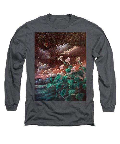 Night Song Long Sleeve T-Shirt