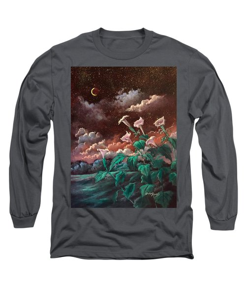 Night Song Long Sleeve T-Shirt