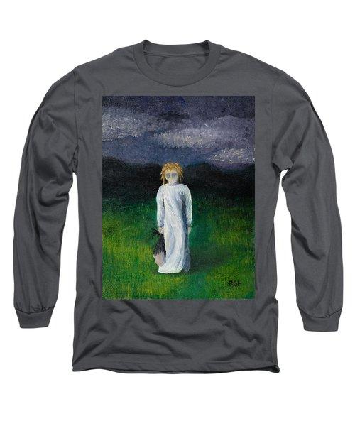 Night Walk Long Sleeve T-Shirt