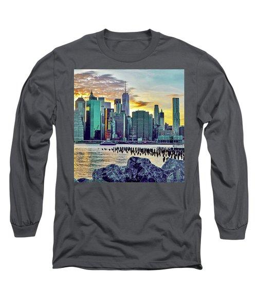 Nightfall Long Sleeve T-Shirt