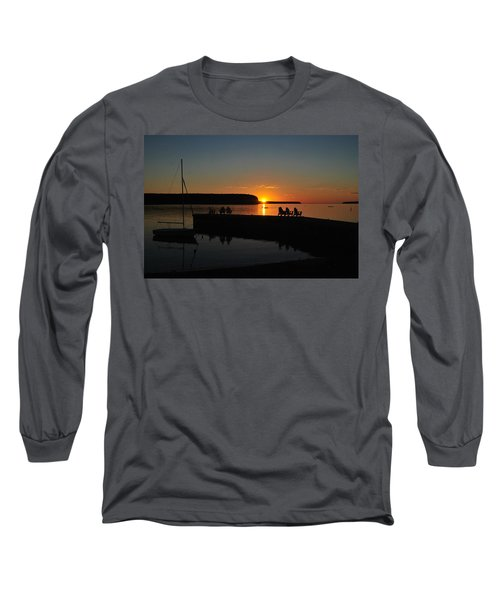 Nightly Entertainment Long Sleeve T-Shirt