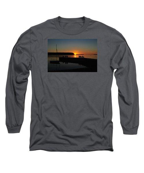 Nightly Entertainment Long Sleeve T-Shirt