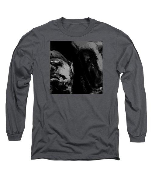 Nightmares Long Sleeve T-Shirt by Gabrielle Schertz