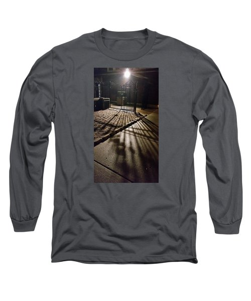Nightshadows Long Sleeve T-Shirt