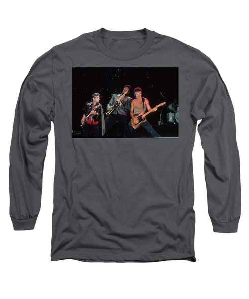 Nils Clarence And Bruce Long Sleeve T-Shirt