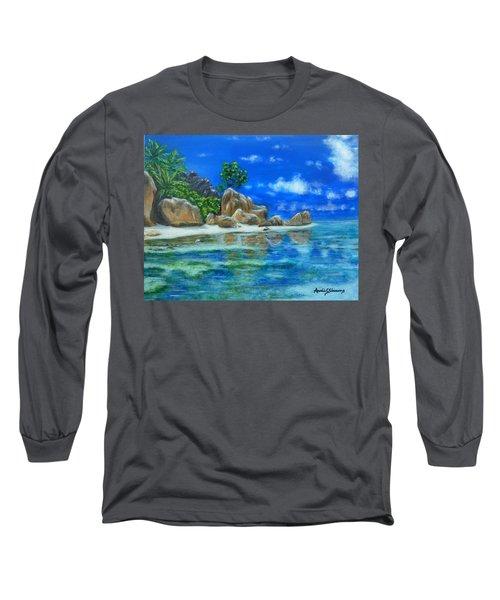 Nina's Beach Long Sleeve T-Shirt