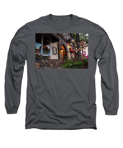 Nini's Restaurante Easthampton Long Sleeve T-Shirt