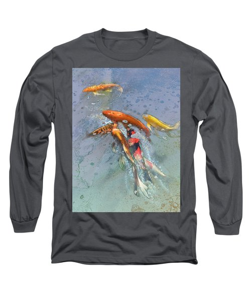 Nishikigoi Long Sleeve T-Shirt