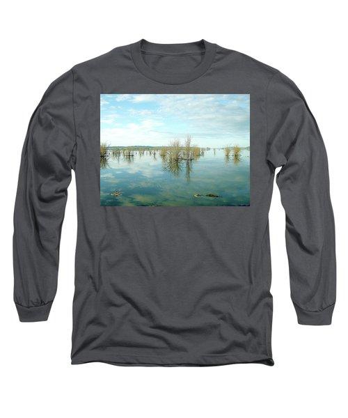 Nisqually High Tide Long Sleeve T-Shirt