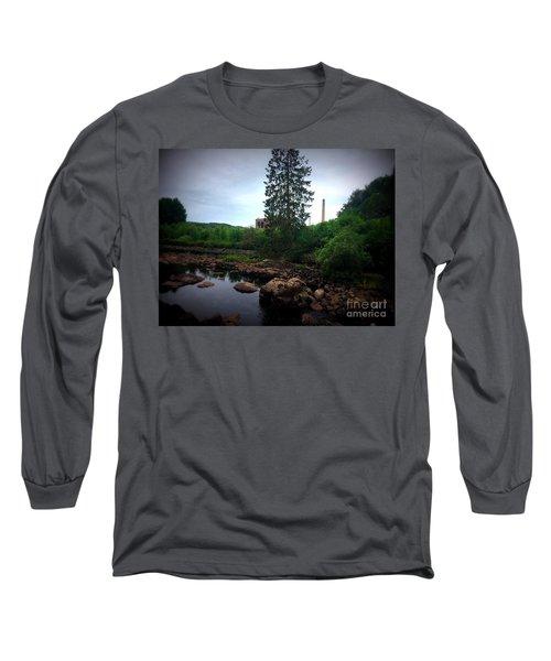 Nissan River Rapids 3 Long Sleeve T-Shirt