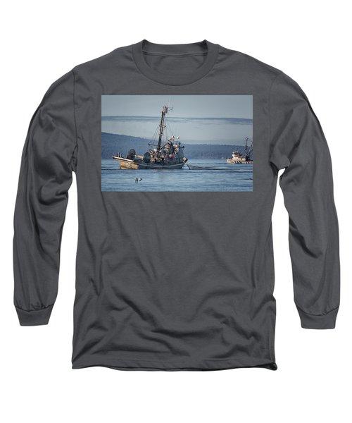 Nita Dawn Closing Long Sleeve T-Shirt