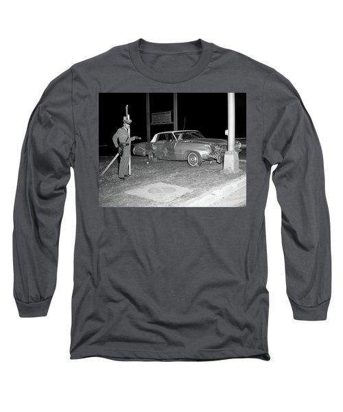 Nj Police Officer Long Sleeve T-Shirt