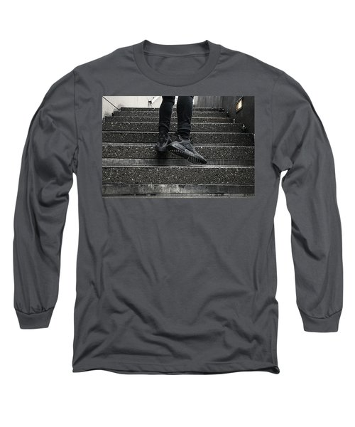 Nmd Xr1 Triple Black Long Sleeve T-Shirt