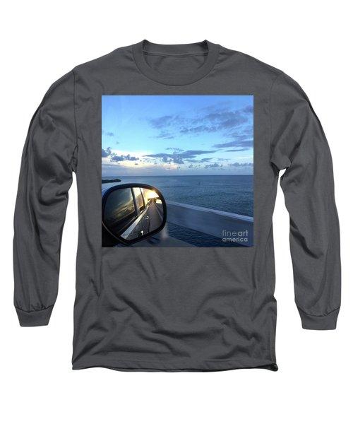 No Looking Back Long Sleeve T-Shirt