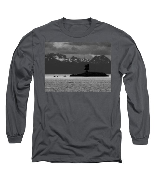 No Man Is Long Sleeve T-Shirt