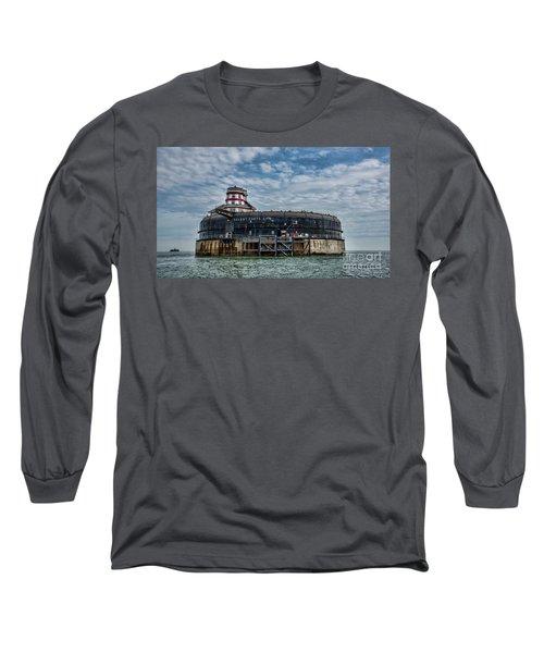 No Mans Fort Long Sleeve T-Shirt