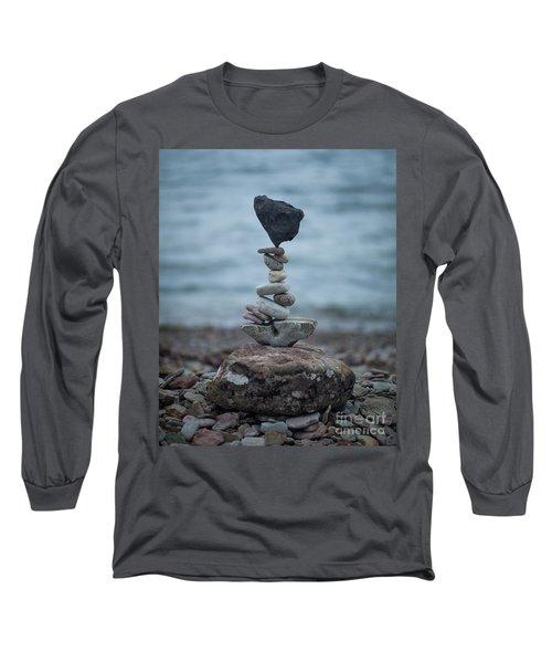 Zen Stack #6 Long Sleeve T-Shirt