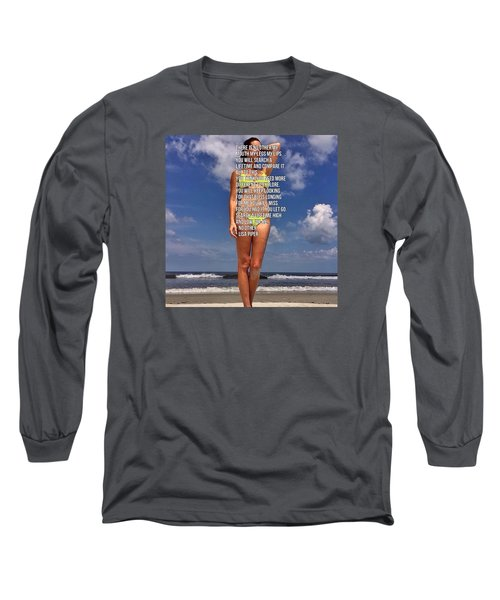 No Other Long Sleeve T-Shirt by Lisa Piper
