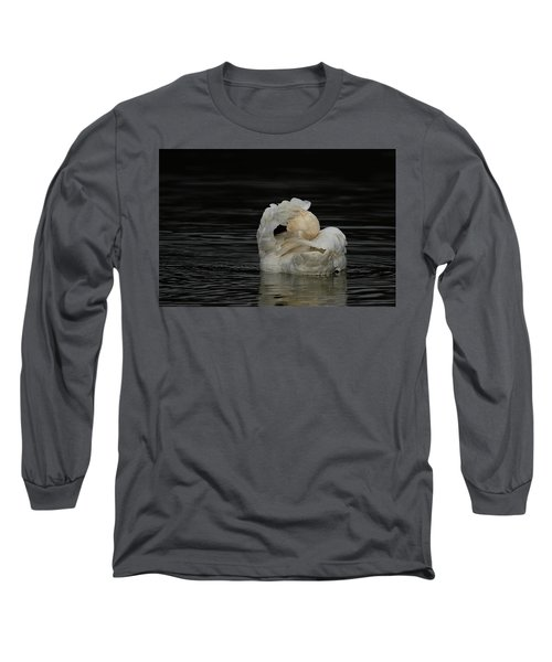 No Pictures Please Long Sleeve T-Shirt