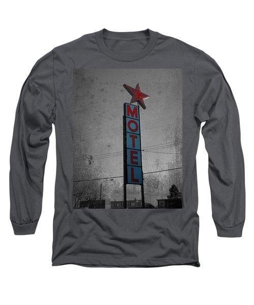 No Tell Motel Long Sleeve T-Shirt