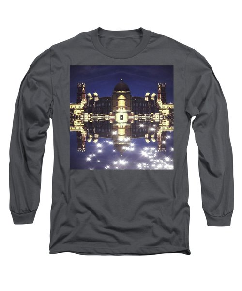 Nao Tenha Pena Long Sleeve T-Shirt