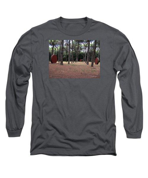 No Title... Long Sleeve T-Shirt