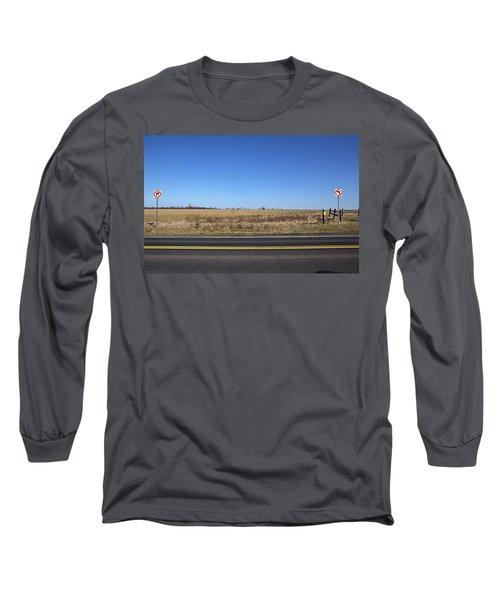 No Way Long Sleeve T-Shirt