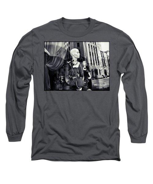 Nobody's Dream Long Sleeve T-Shirt
