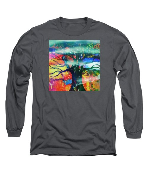 Noel Long Sleeve T-Shirt by Fania Simon